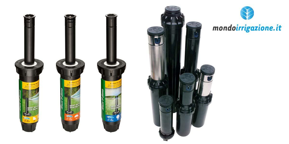 irrigatori statici e dinamici quali scegliere