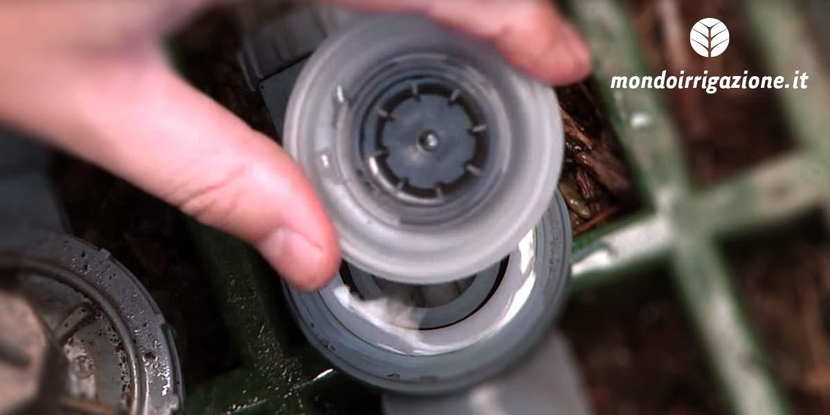 Pulizia e manutenzione delle elettrovalvole per for Elettrovalvole per irrigazione